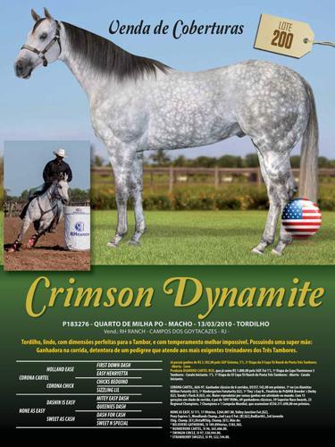 CRIMSON DYNAMITE