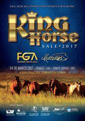 7° Leilão King Horse Sale 2017