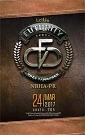 Leilão Futurity NBHA-PR