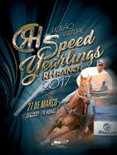 Leilão Virtual RH Speed Yearlings 2017