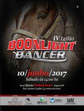 4° Leilão Boonlight Dancer