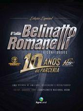 7° Leilão Belinatto & Romanelli e Convidados