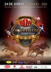 6° Leilão Imperatriz Quarter Horse