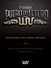 7º Leilão Potro do Futuro WV