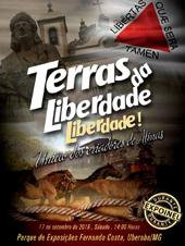 Leilão Virtual Terras da Liberdade! Edicao Especial IprimeTV
