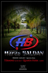 1º Leilão Online Haras Baldan