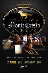 5° Leilão Virtual Haras Monte Cristo e Convidados