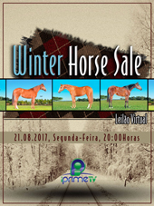 Leilão Virtual Winter Horse Sale