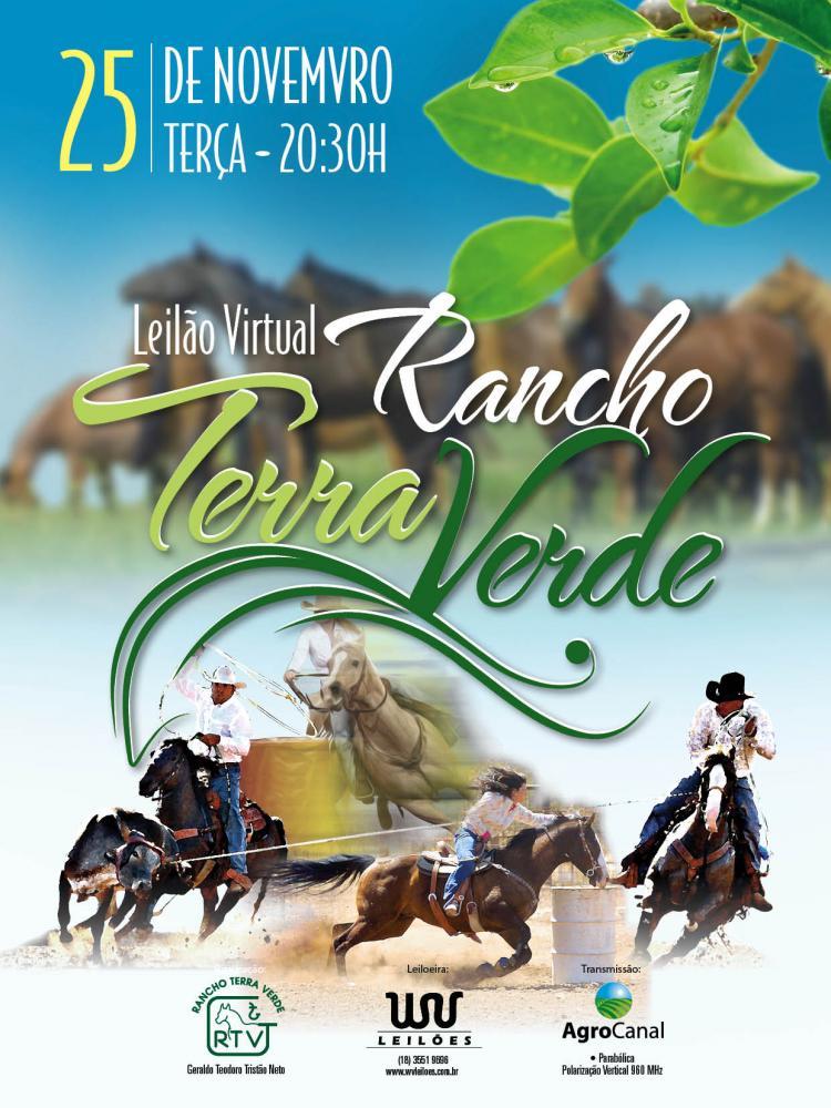 Leilão Virtual Rancho Terra Verde