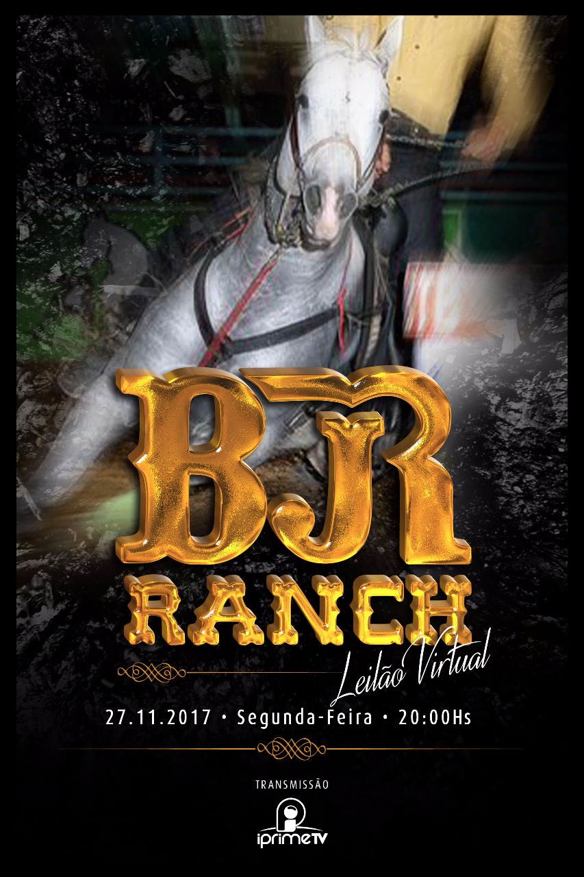 1º Leilão Virtual BJR Ranch e Convidados