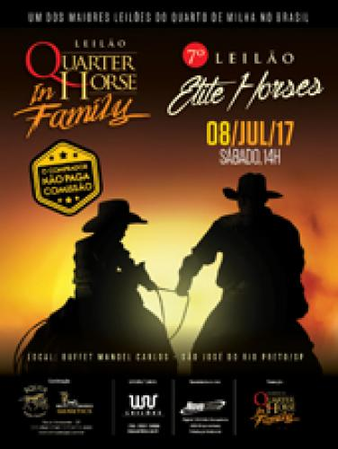 8º Leilão Quarter Horse In Family - Elite Horses