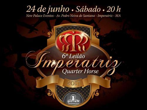 7º Leilão Imperatriz Quarter Horse