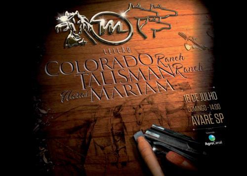 2º Leilão Colorado Ranch e Talisman Ranch