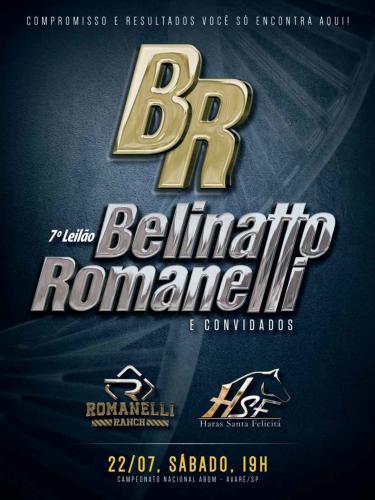 8º Leilão Belinatto & Romanelli e convidados