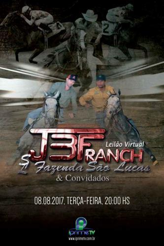 2º Leilão Virtual JBF Ranch & Fazenda São Lucas