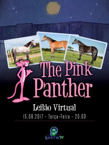 2º Leilão Virtual The Pink Panther