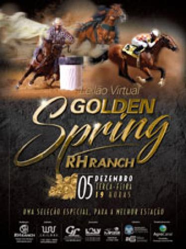 Leilão Virtual Golden Spring RH Ranch