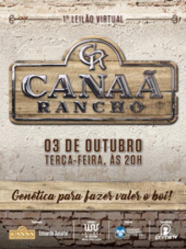 2º Leilão Virtual Rancho Canaã