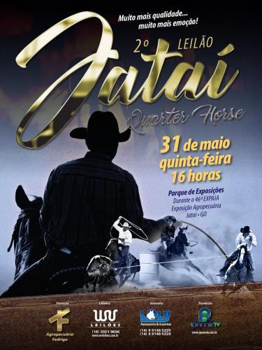 2º Leilão Jataí Quarter Horse