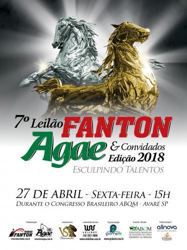 7° Leilão Haras Fanton / Haras Agae e Convidados