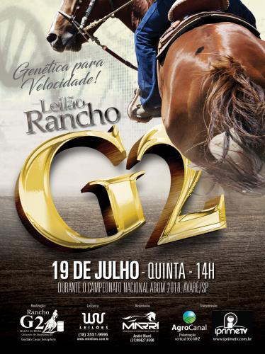 Leilão Rancho G2
