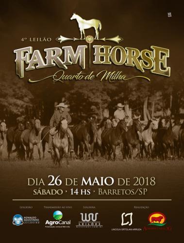 4º Leilão Farm Horse