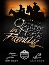 8º Leilão Quarter Horse In Family - Elite Horses
