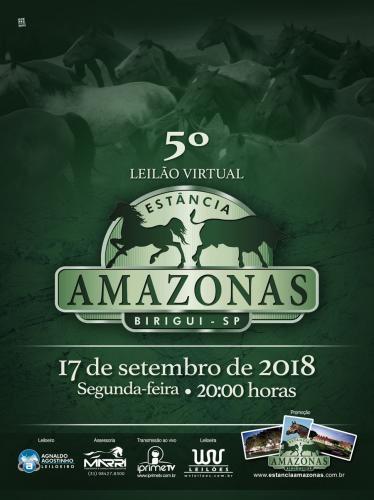 5º Leilão Virtual Estância Amazonas