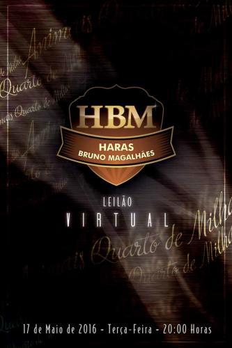 Leilão Virtual Haras Bruno Magalhães