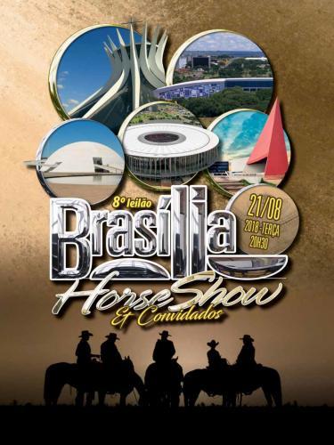 1º Leilão Virtual Brasília Horse Show