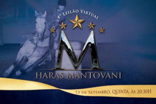 3º Leilão Virtual Haras Mantovani