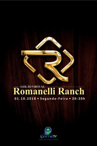 3º Leilão Virtual Romanelli Ranch