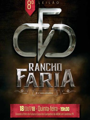8º Leilão Rancho Faria e Convidados