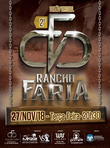 2° Leilão Virtual Rancho Faria