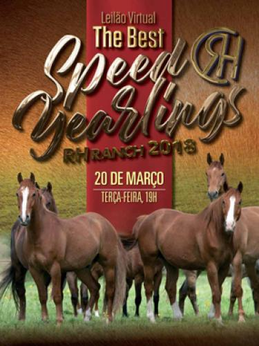 Leilão Virtual RH Ranch - The Best Yearlings
