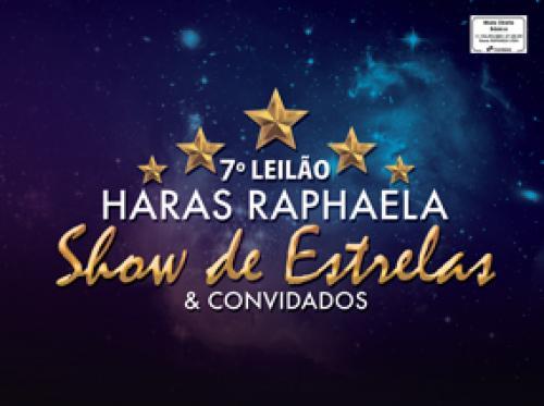 8° Leilão Haras Raphaela Show de Estrelas