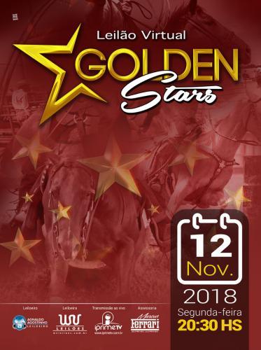 Leilão Virtual Golden Stars