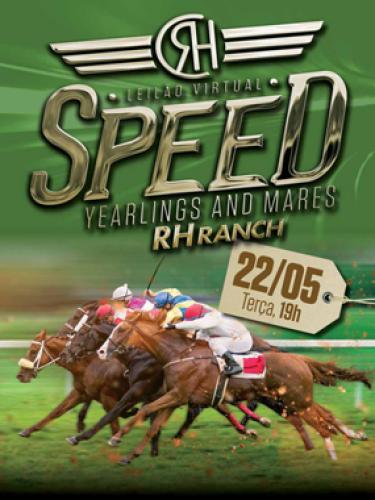 Leilão Virtual The Best RH Speed Yeralings 2019