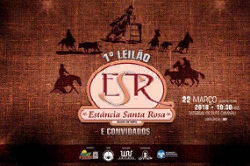 2° Leilão Estância Santa Rosa e Convidados