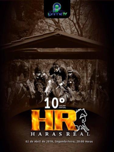 11° Leilão Virtual Haras Real