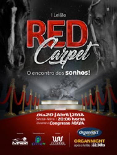 2° Leilão Red Carpet