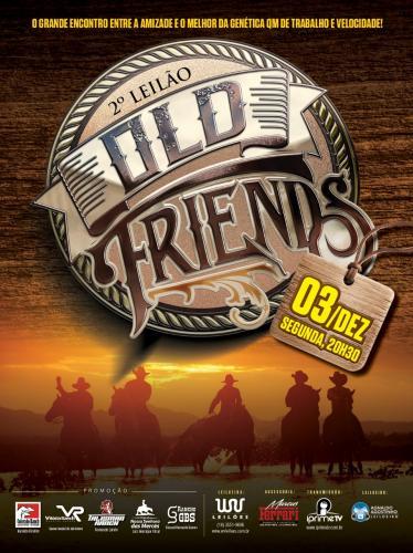 2° Leilão Virtual Old Friends