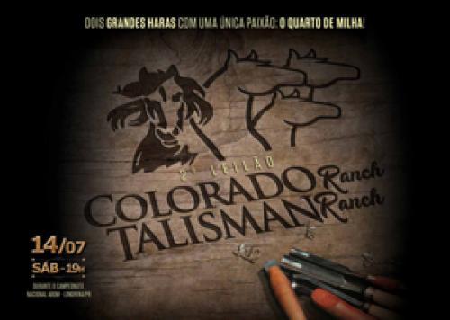 3º Leilão Colorado Ranch e Talisman Ranch