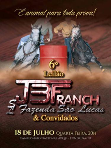 7º Leilão JBF Ranch e convidados