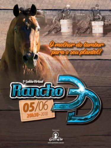 2º Leilão Virtual Rancho 3D