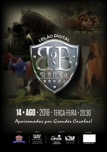 3º Leilão Virtual B2B Ranch