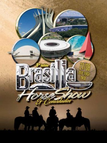 2º Leilão Virtual Brasília Horse Show