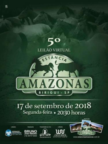 6º Leilão Virtual Estância Amazonas