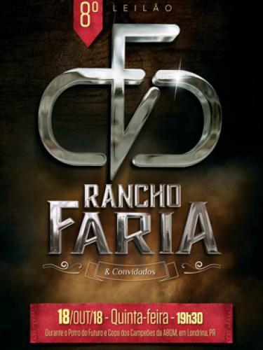 9º Leilão Rancho Faria e Convidados