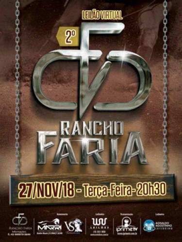 3° Leilão Virtual Rancho Faria